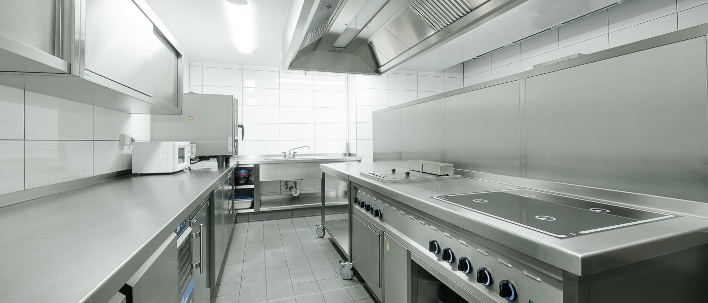 Gastronomie Küche | Sauer Gastrotechnik Profi Kuchen Grosskuchentechnik Und Gastrobedarf