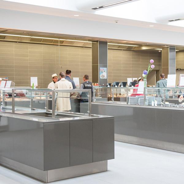 Gastronomie Küche Planen | Sauer Gastrotechnik Profi Kuchen Grosskuchentechnik Und Gastrobedarf