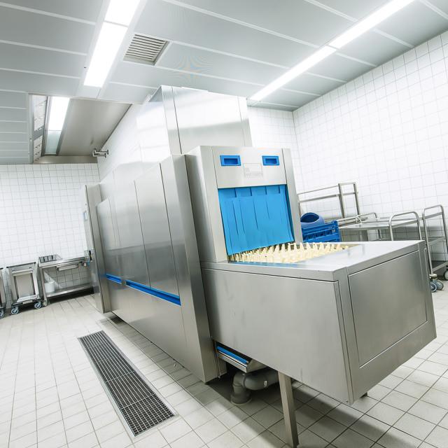 Soziale Einrichtungen, Küchenplanung Und Gastrotechnik Für